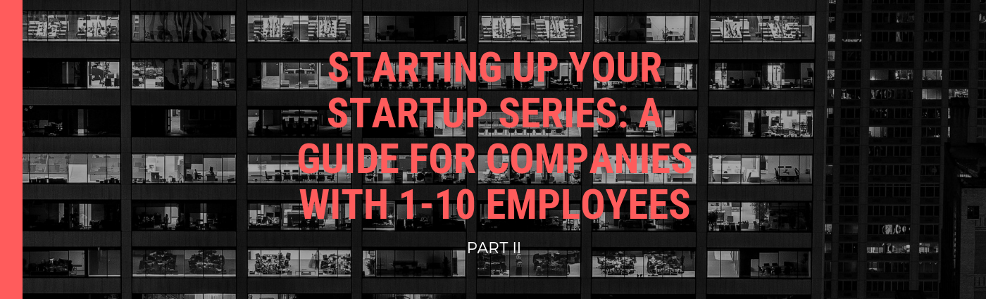 IT for your startup