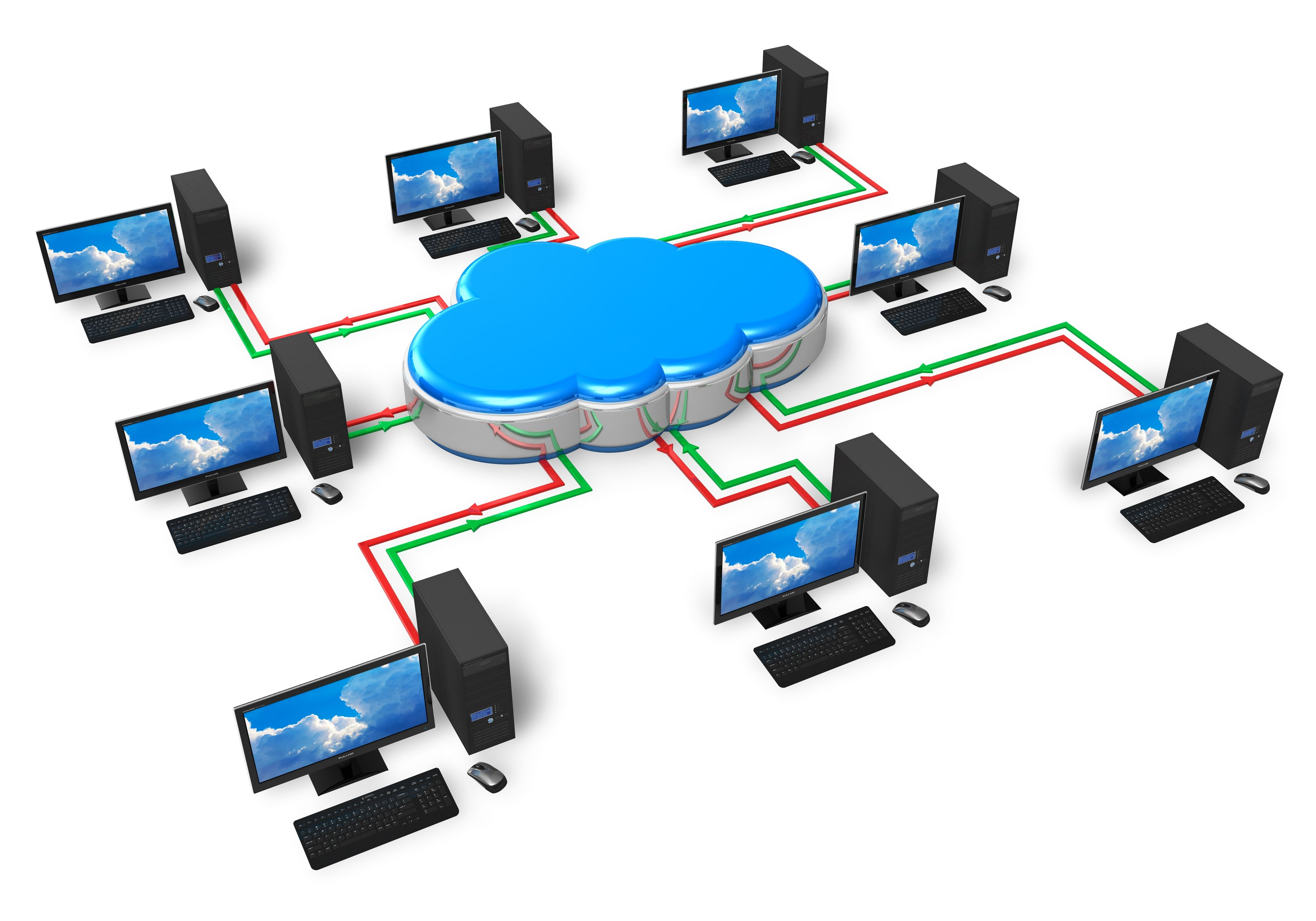 Cloud Drive Storage Solves Convenience