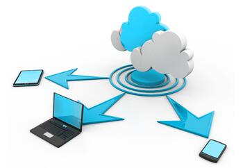 Cloud service providers aid you with setup, management, and upkeep