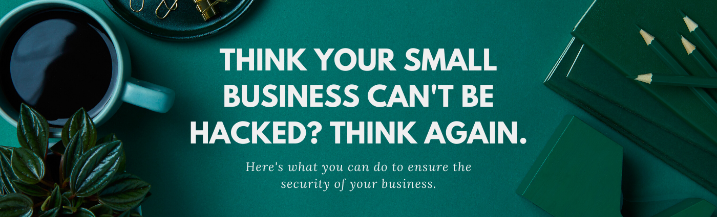 basic network security tips for small business