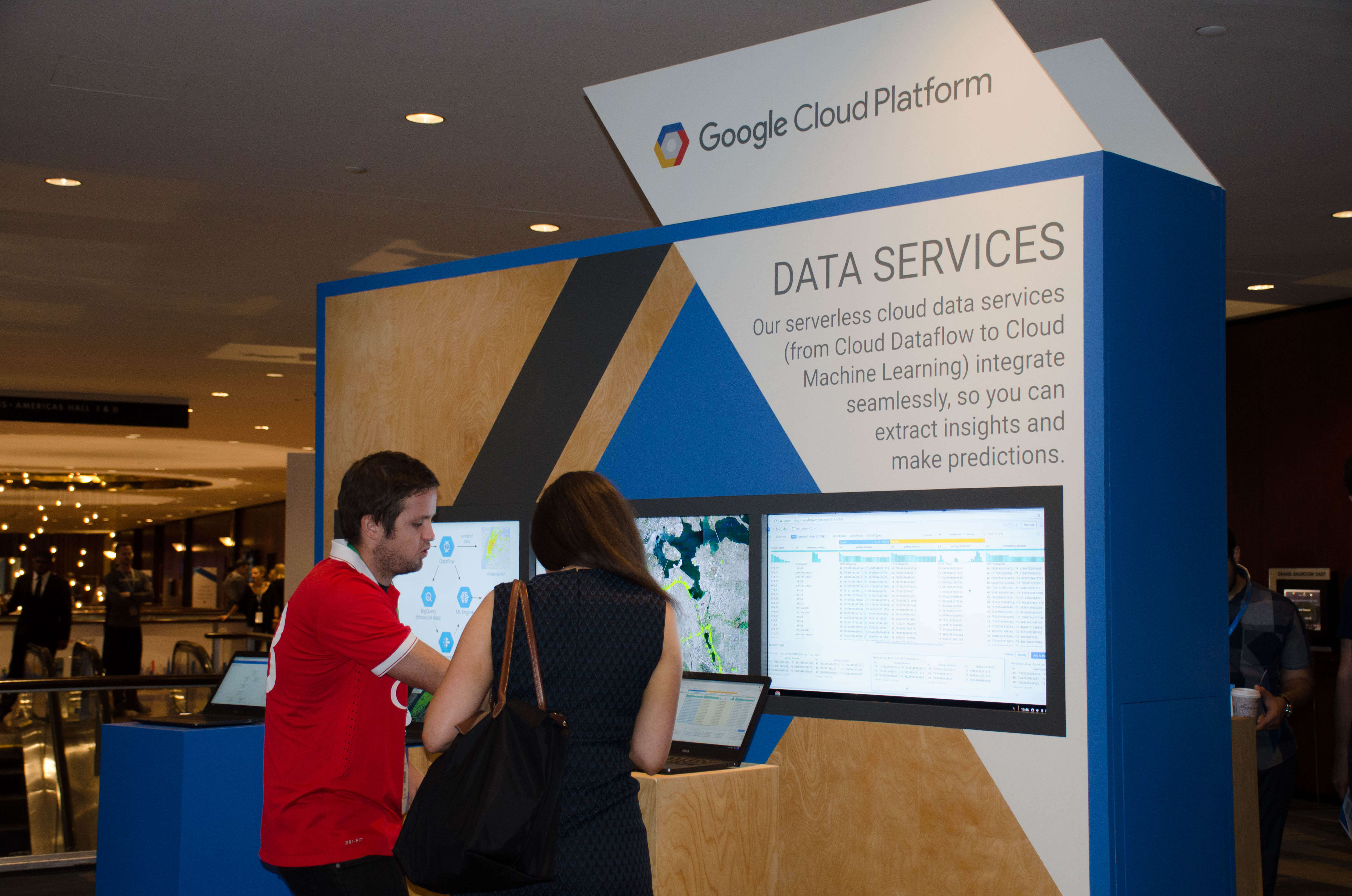 Google Platform Data Services