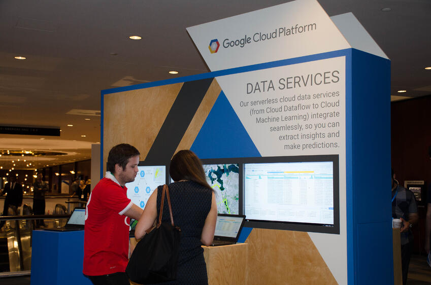 Google Platform Data Services