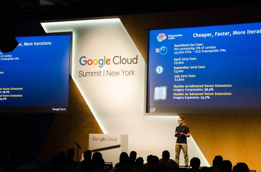 Google Keynote speaker