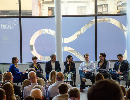Fintech 2.0 Opportunities and Challenge for investors and startups Panel
