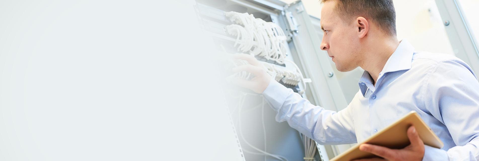 proper server maintenance is intergral to business success