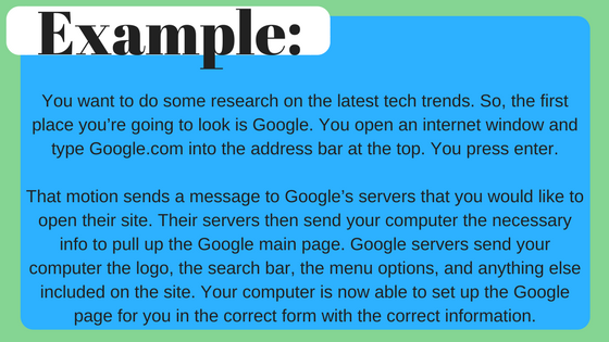 What is a server?