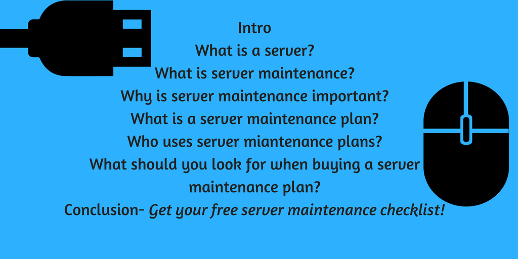 What is server management and why is it importnat?