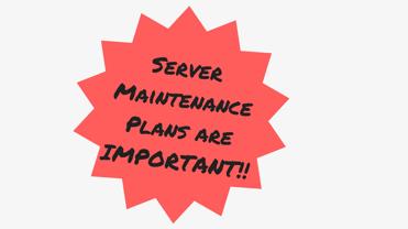 Server maintenance tips