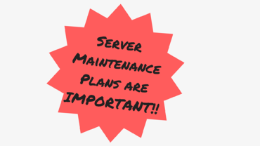 Server maintenance tips