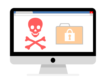 Viruses and ransomware in hospitals