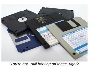 Old Computer Hardware