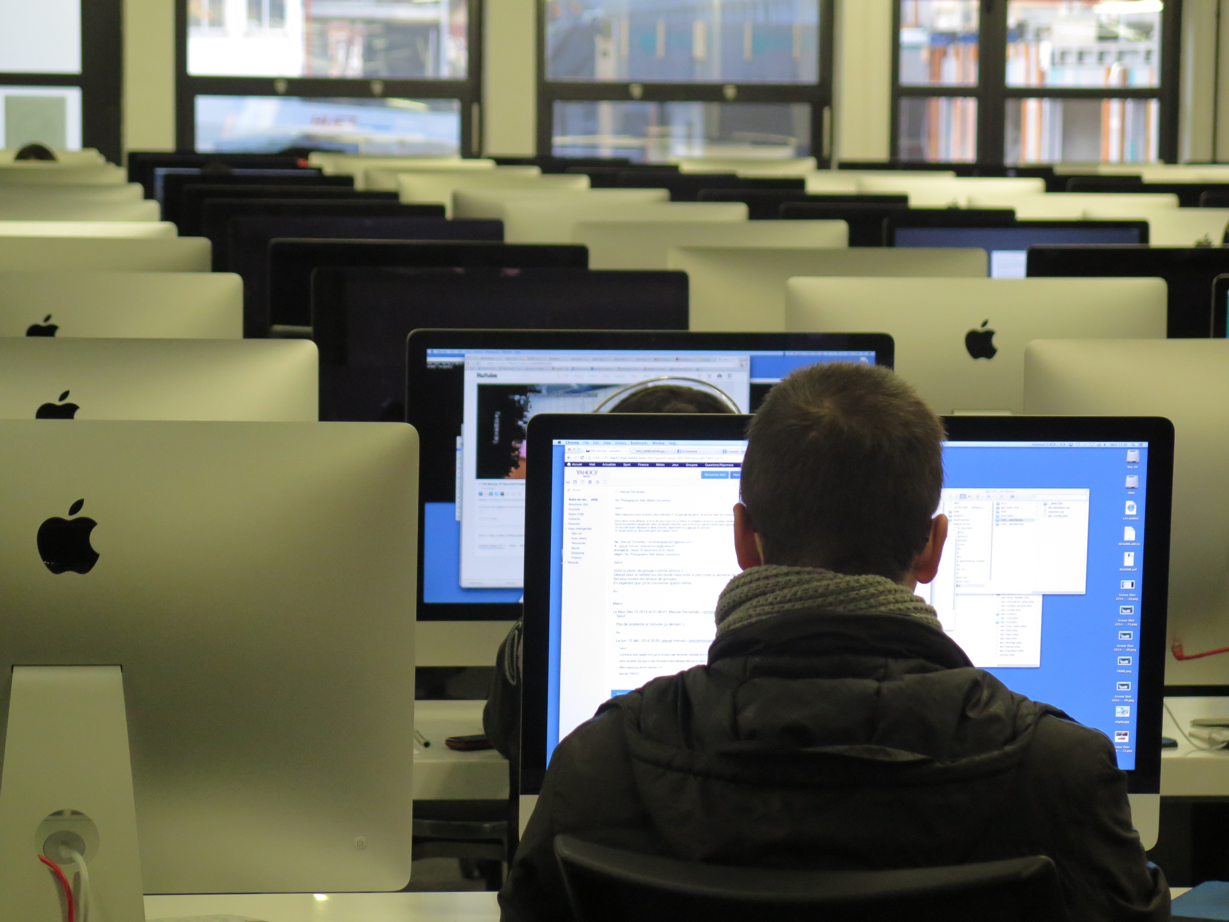 Computer office