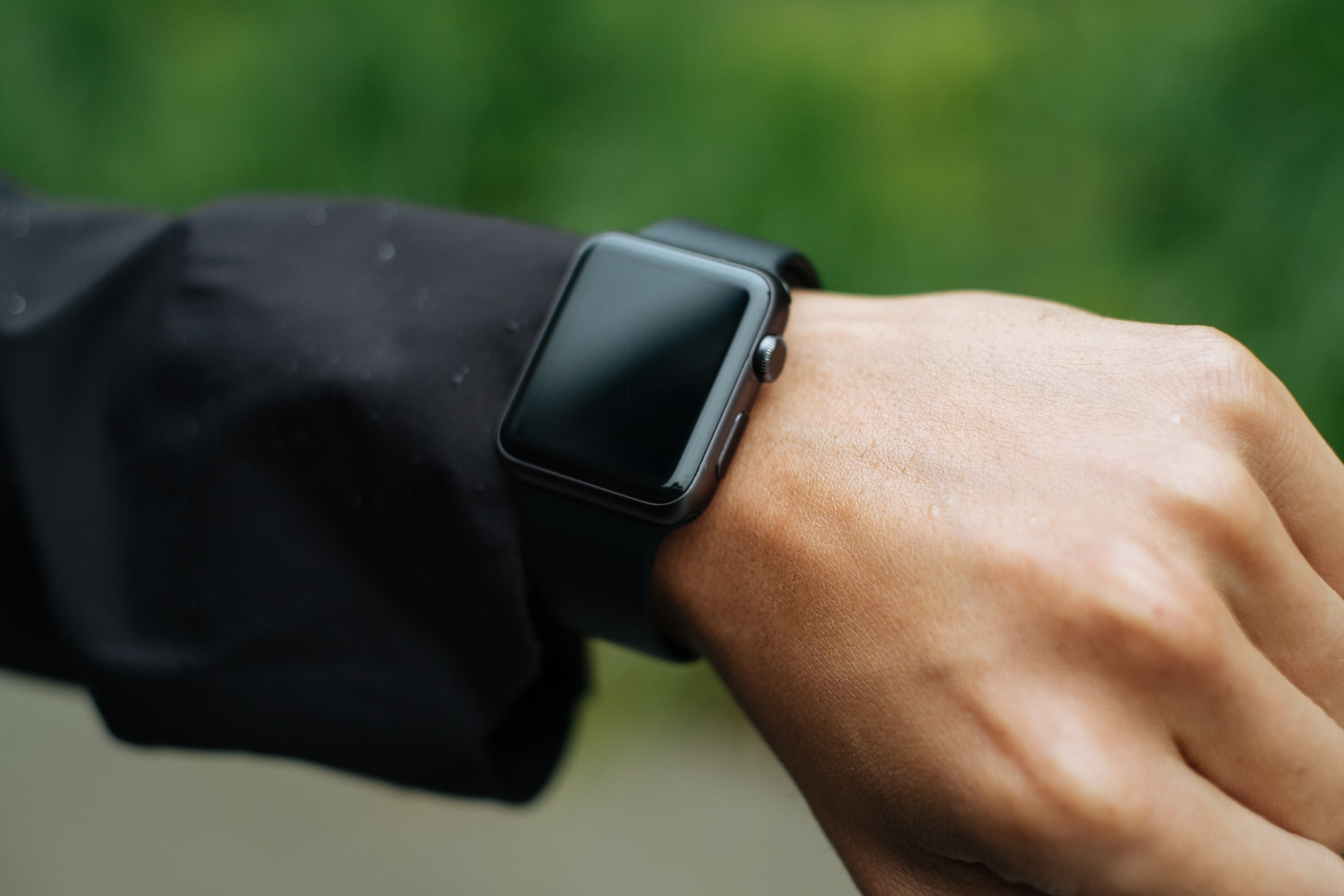 the apple watch changes the way we think about death