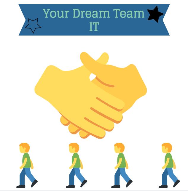 it tech dream team